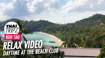 Koh Tao Daytime View, The Beachclub, Room 747, The Haad Tien, Thailand