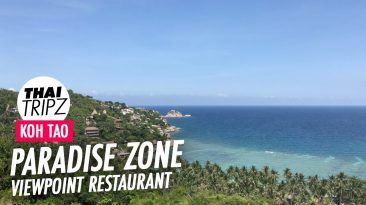 Koh Tao Resort Paradise Zone, Viewpoint Restaurant, Thailand