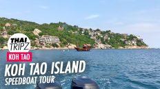 Koh Tao Speed Boat Tour, Thailand