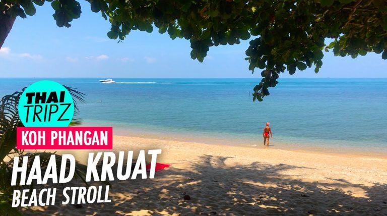 Haad Kruat / Kruad Beach, Koh Phangan, Thailand - THAITRIPZ