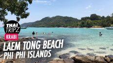 Laem Tong Beach, Phi Phi Island, Krabi, Thailand
