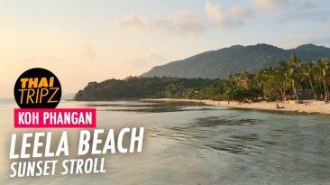 Leela Beach & Lighthouse boardwalk, Koh Phangan, Thailand - THAITRIPZ