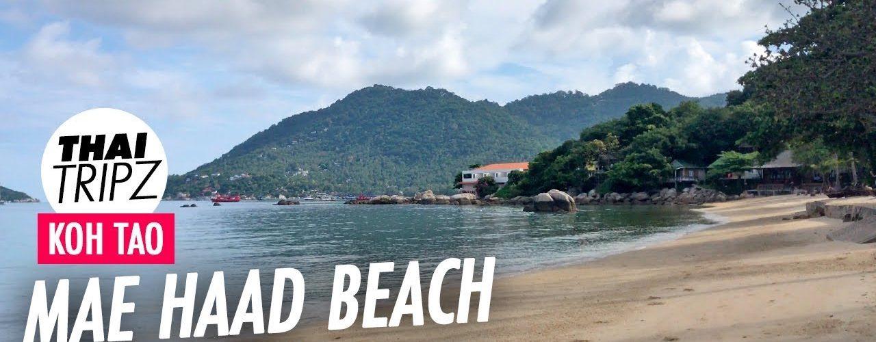 Mae Haad Beach, Koh Tao, Thailand