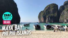 Maya Bay, Koh Phi Phi Leh, Krabi, Thailand