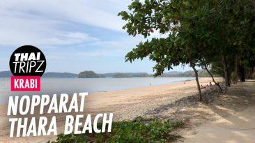 Nopparat Thara Beach, Krabi, Thailand