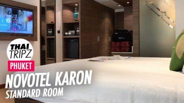 Novotel Phuket Karon Beach, Standard Room, Thailand