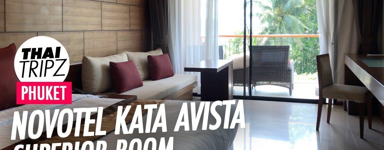 Novotel Phuket Kata Avista Resort, Superior Room, Thailand