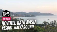 Novotel Phuket Kata Avista Resort, Walkaround, Thailand
