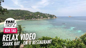 OK II Restaurant, Daytime view, Koh Tao,Thailand