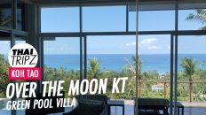 Over the moon KT, Green Villa, Koh Tao, Thailand