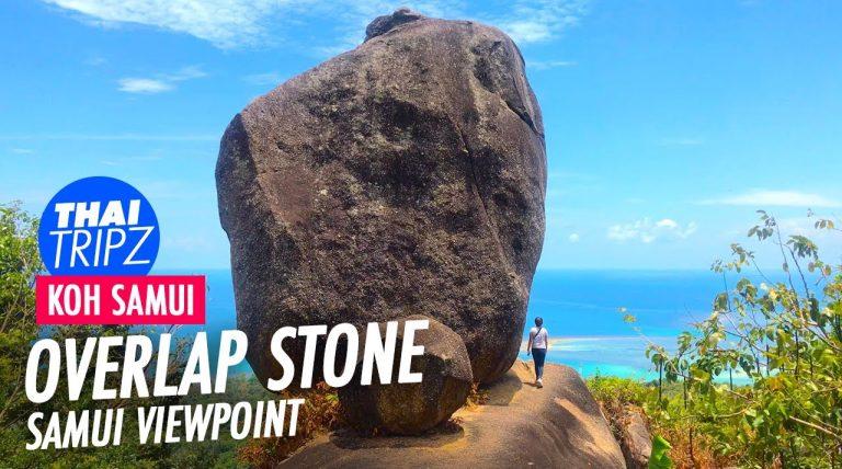 Overlap Stone, Koh Samui, Thailand - THAITRIPZ