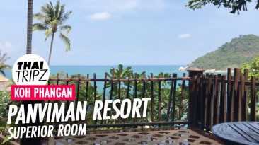 Panviman Resort, Room 305, Koh Phangan, Thailand