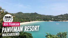 Panviman Resort Walkaround, Koh Phangan, Thailand