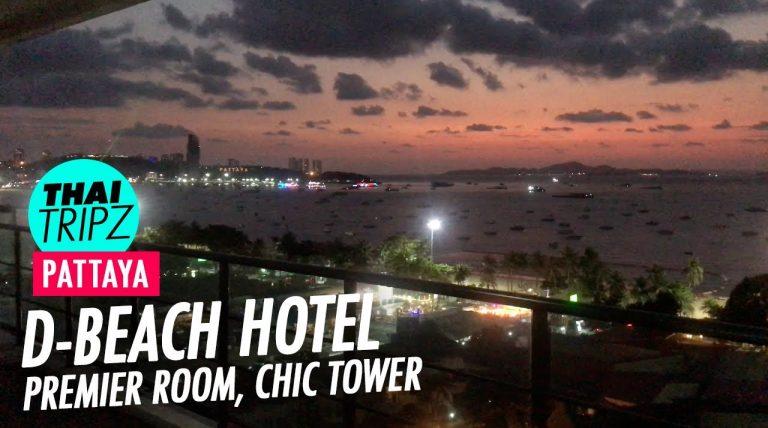 Pattaya Discovery Beach Hotel - Pattaya, Thailand - THAITRIPZ