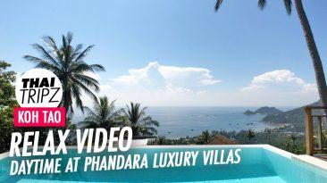 Phandara Luxury Villas, Villa 1, Daytime View, Koh Tao, Thailand