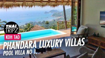 Phandara Luxury Villas, Villa 1, Koh Tao, Thailand