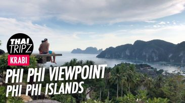 Phi Phi Viewpoint, Phi Phi Island, Krabi, Thailand