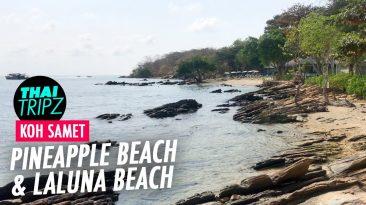 Pineapple Beach, Laluna Beach, Koh Samet, Thailand