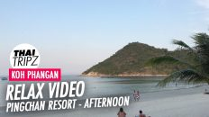 PingChan Resort, Afternoon View, Koh Phangan, Thailand