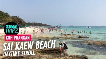 Sai Kaew Beach, Daytime Stroll, Koh Samet, Thailand