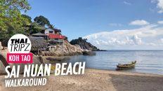 Sai Nuan Beach 1 & 2, Koh Tao, Thailand