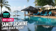 Samui Jasmine Resort, Deluxe Building Sea View, Koh Samui, Thailand