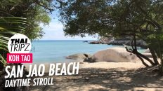 San Jao Beach, Koh Tao, Thailand