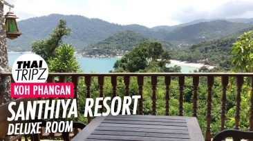 Santhiya Resort, Deluxe room, Koh Phangan, Thailand