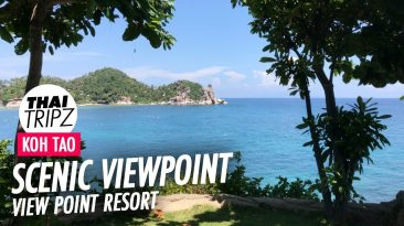 Scenic Viewpoint, View Point Resort, Koh Tao, Thailand