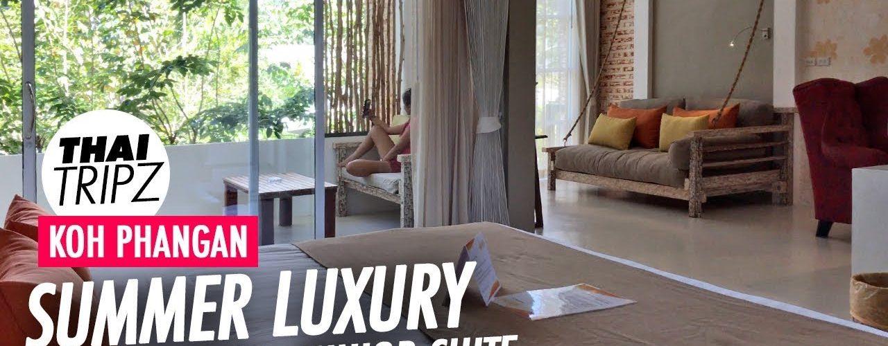 Summer Luxury Beach Resort, Room A8, Koh Phangan, Thailand