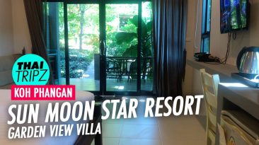 Sun Moon Star Resort, Koh Phangan, Thailand - THAITRIPZ