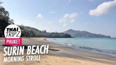Surin Beach, Phuket, Thailand