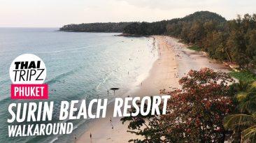 Surin Beach Resort, Phuket, Thailand