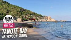 Tanote Bay, Koh Tao, Thailand