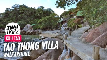 Tao Thong Villa, Beaches, Koh Tao, Thailand