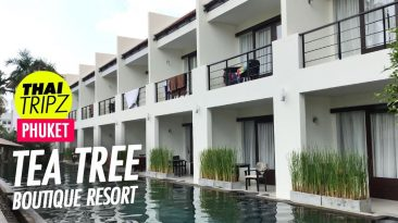 Tea Tree Boutique Resort Rawai Phuket Thailand