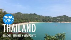 Thailand Beaches, Resorts, Viewpoints