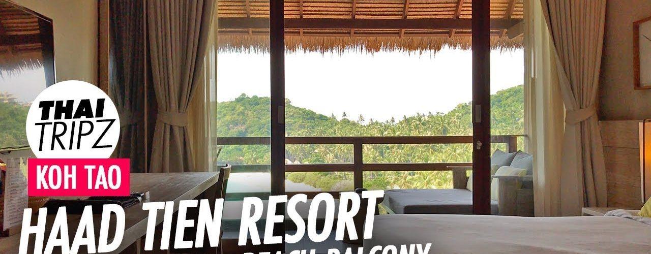 The Haad Tien Beach Resort, The Beachclub Room 747, Koh Tao, Thailand