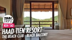 The Haad Tien Beach Resort, The Beachclub Room 747, Koh Tao, Thailand