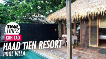 The Haad Tien Resort, Pool Villa 507, Koh Tao, Thailand