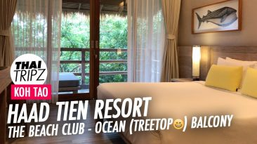 The Haad Tien Resort, The Beachclub, Room 718, Koh Tao, Thailand