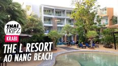 The L Resort, Ao Nang Beach, Krabi, Thailand