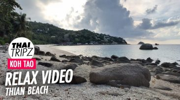 Thian Beach, Morning view, Haad Tien Resort, Koh Tao, Thailand