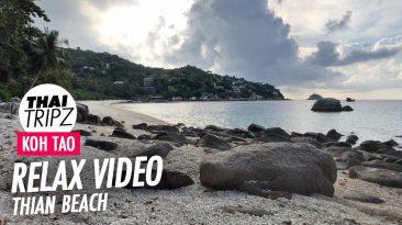 Thian Beach, Morning view, Haad Tien Resort, Koh Tao, Thailand
