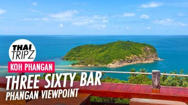 Three Sixty Bar, Koh Phangan, Thailand - THAITRIPZ