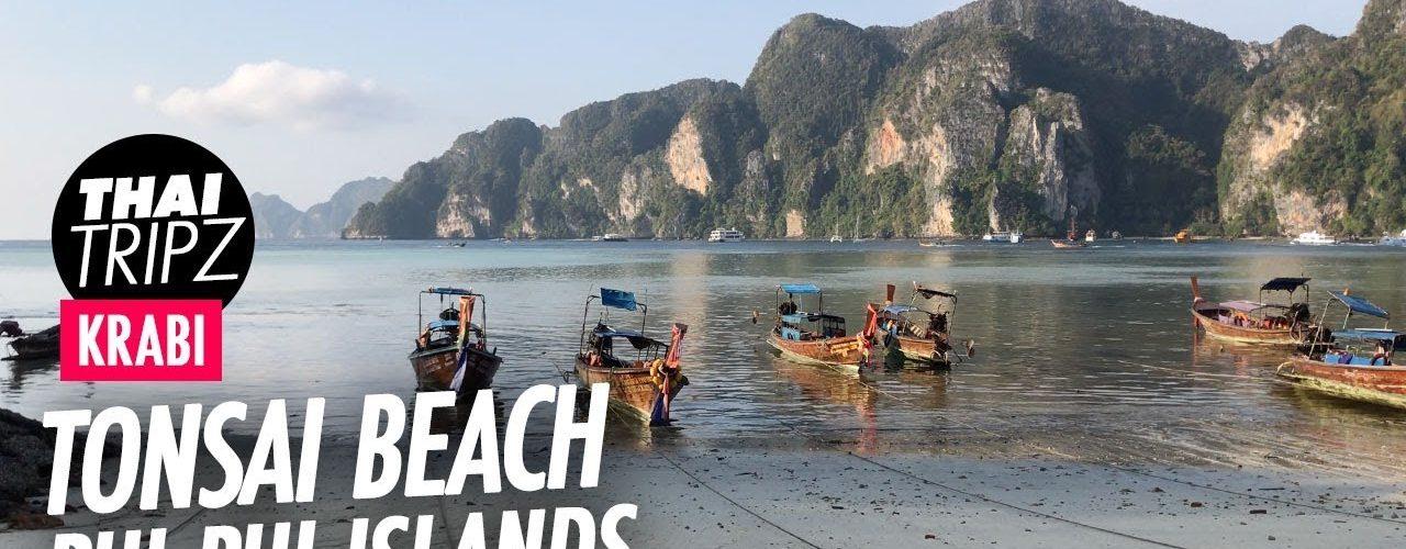Tonsai Beach, Phi Phi Island