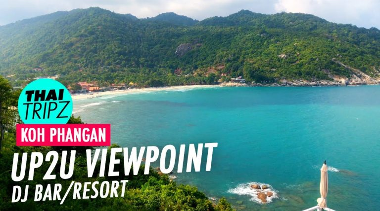 UP2U Viewpoint, Koh Phangan, Thailand - THAITRIPZ