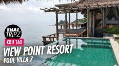 View Point Resort, Pool Villa no 7, Koh Tao, Thailand