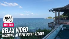 View Point Resort Villa 7, Morning view, Koh Tao, Thailand