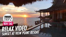 View Point Resort, Villa 7, Sunset view, Koh Tao, Thailand